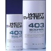 West Systems 403A Microfibres 750g