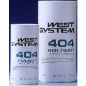 West 404 HiDensity Filler 250g