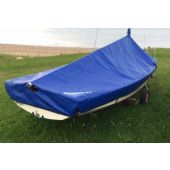 Wayfarer Boat Cover Overboom (Boom Up) PVC