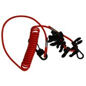 Universal Outboard Motor Lanyard/Kill Switch