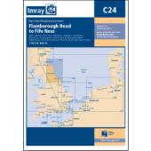 Imray Chart Flamborough Head to Fife Ness C24