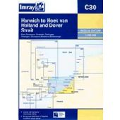 Imray Chart Harwich and North Foreland to Hoek van Holland and Dover Strait C30