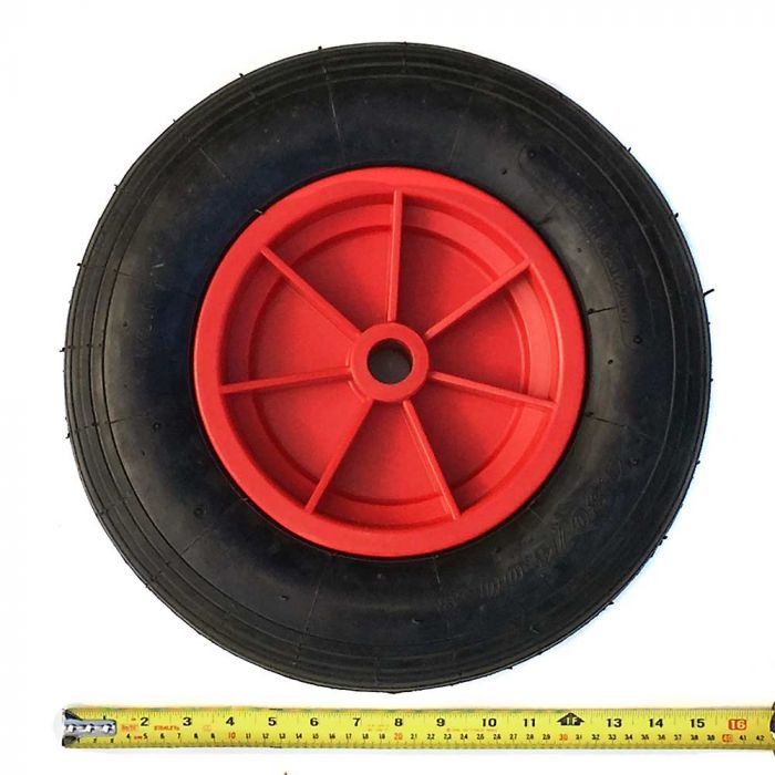 Pneumatic Trolley Wheel 16