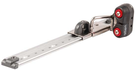 Sliding Sheet Leads with Vertical Alloy Cam Cleat