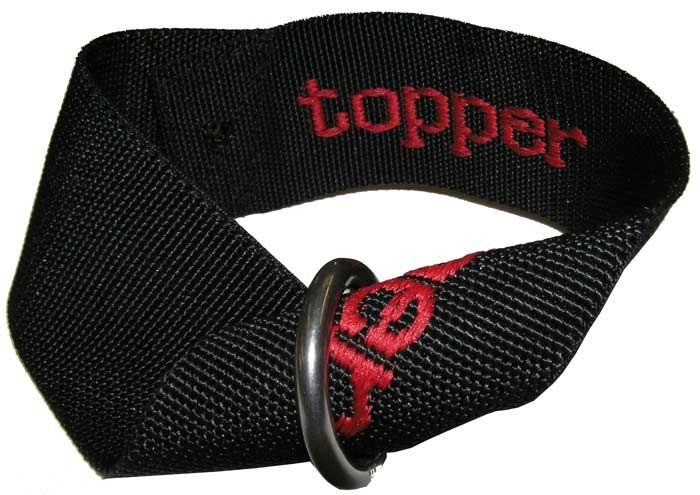 Topper Kicker Webbing Strap For Mast