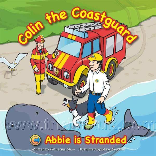 Colin the Coastguard: Abbie is Stranded