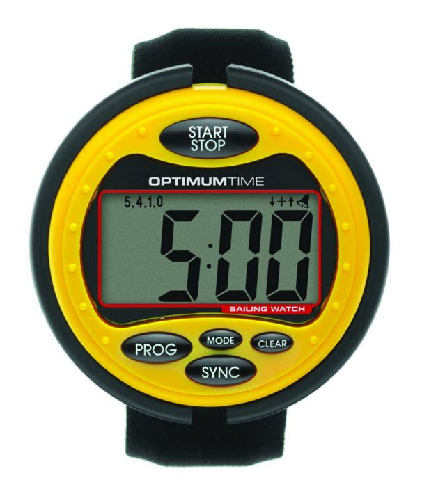 Optimum Big Yellow Sailing Watch Series 3