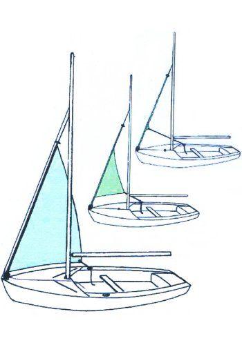 Wayfarer Foresail Reefing Gear