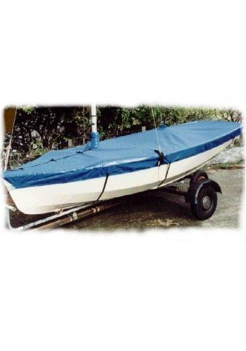 Enterprise Boat Cover Flat (Mast Up) Breathable Hydroguard