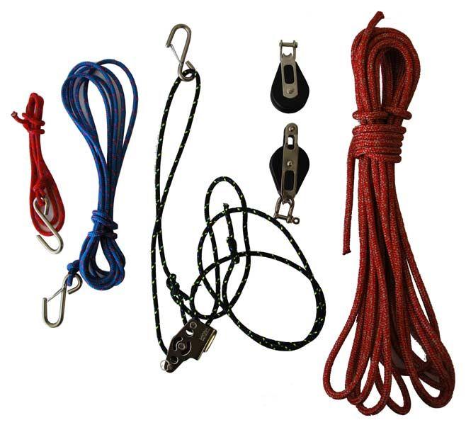Topper Rope Set