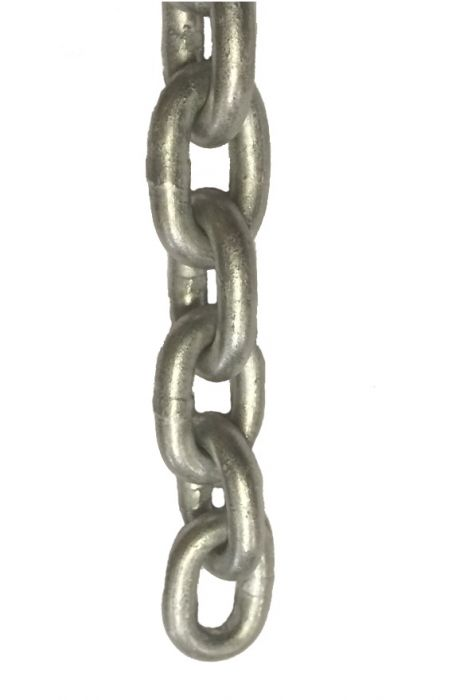 8mm Chain - Galvanised Steel - Electrically Welded