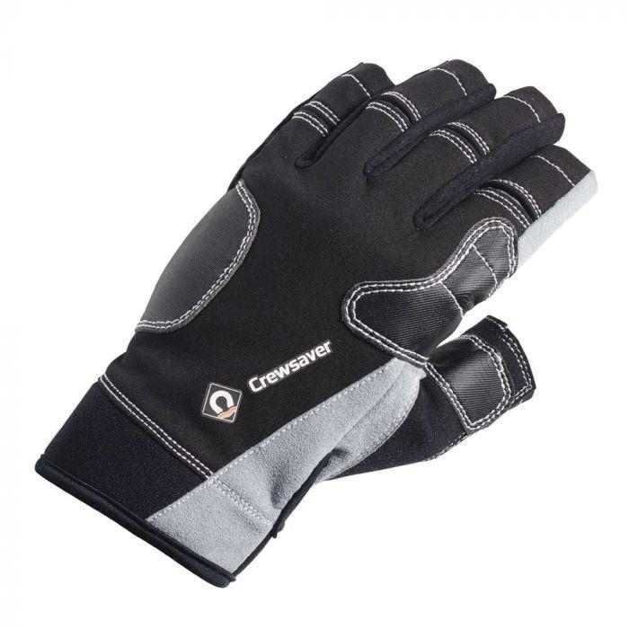 Crewsaver Short Finger Sailing Gloves