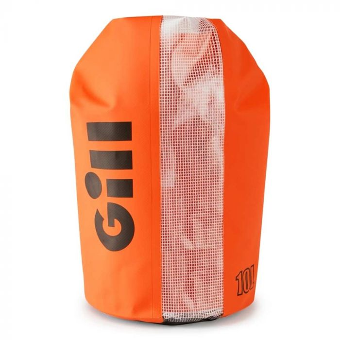 Gill 10L Dry Cylinder Bag Tango