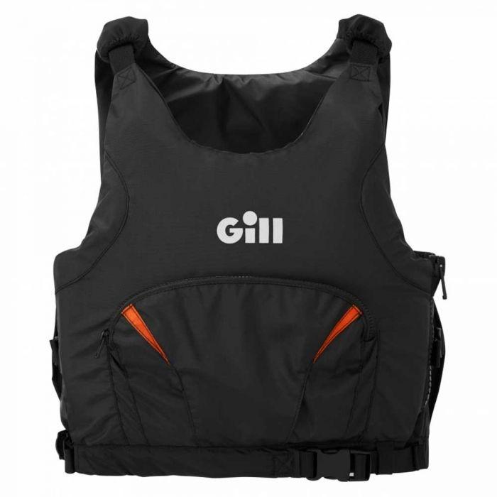Gill Black & Orange Buoyancy Aid Front