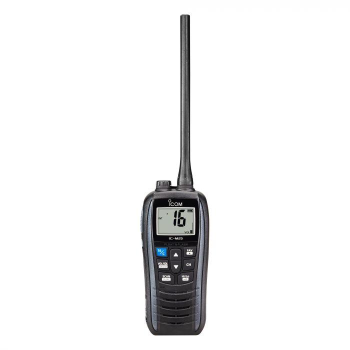 Icom IC-M25 Buoyant VHF Marine Handheld Radio