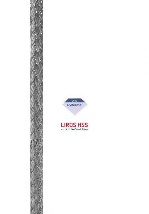Liros Magic D-Pro 5mm Grey