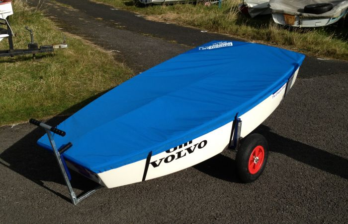 Optimist Boat Cover Top (Mast Down) Breathable HydroGuard
