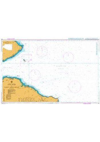 Admiralty 0175 Fife Ness to Saint Abb's Head Chart