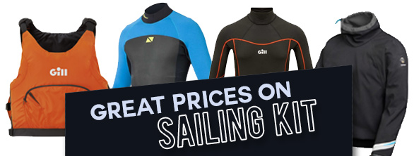 Great Prices on Dinghy Sailing Clothing