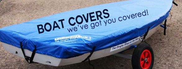 Trident Dinghy Boat Covers