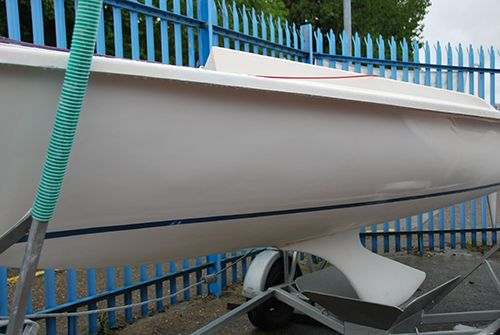 boat repair after