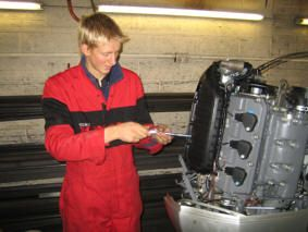 Outboard Engine Servicing & Repairs