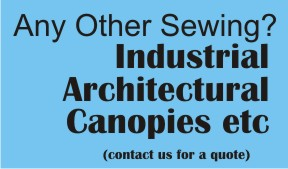 Industrial, Architectural Sewing