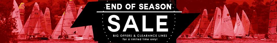 2018 End of Season Sale